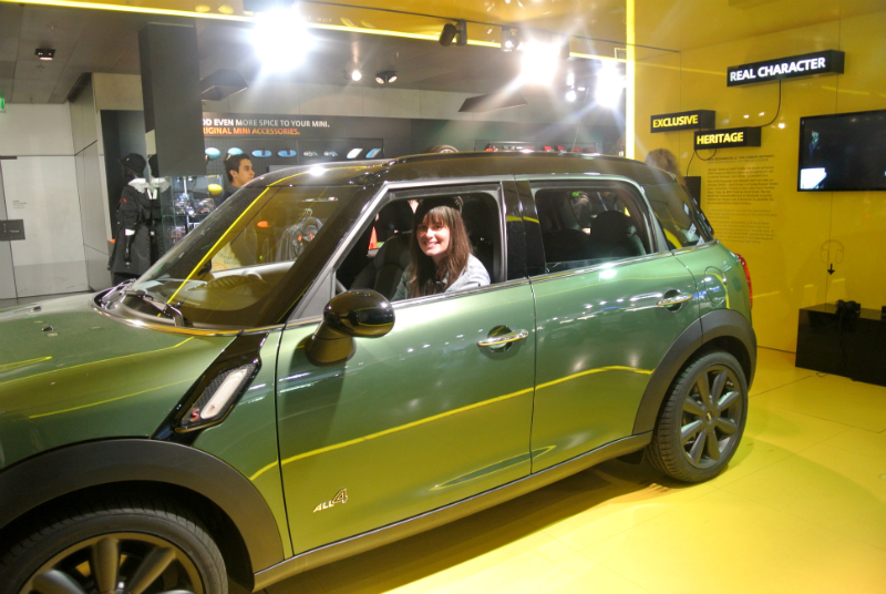BMW Welt in Munich