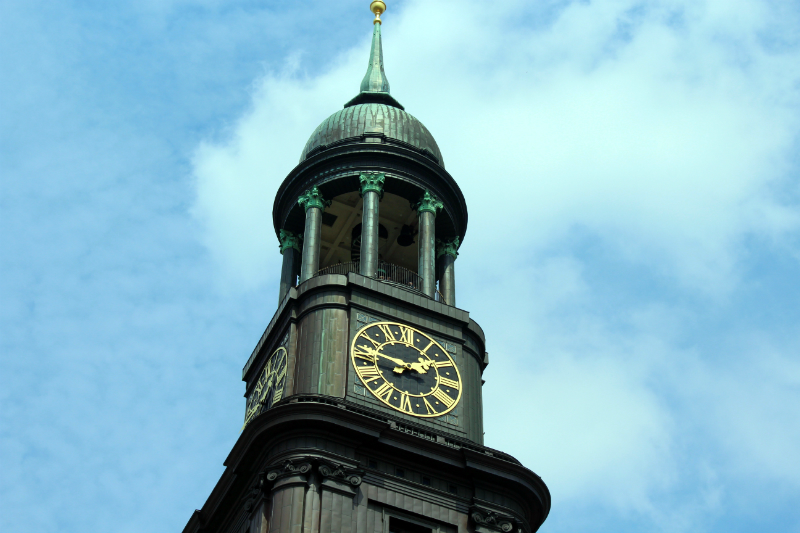 St. Michael's Church in Hamburg