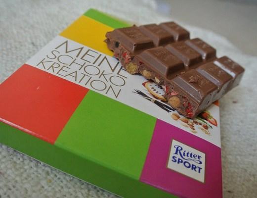 Rittersport chocolate