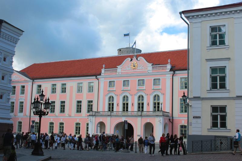 Tallinn parliament