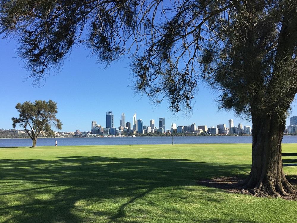 Perth in Australia