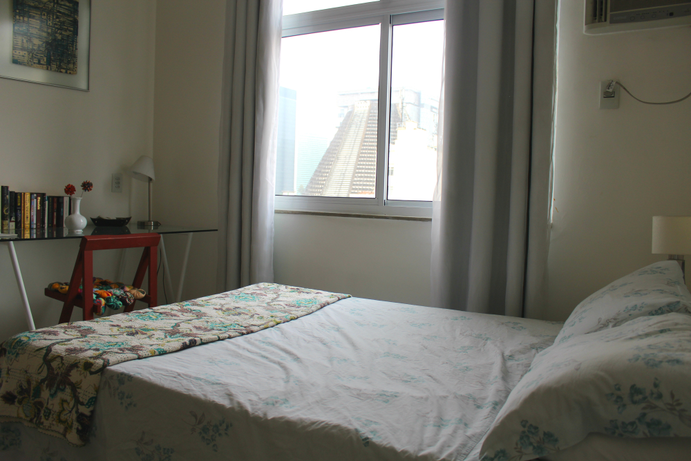 apartment in lapa - rio bedroom