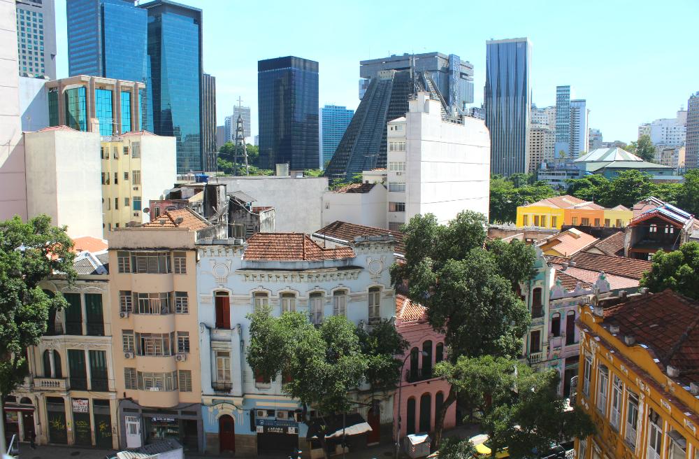 rio apartment view
