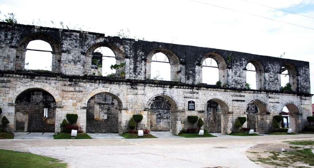 Cuartel in Oslob, Cebu