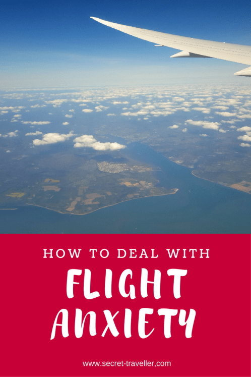 Struggling with flight anxiety? Find out how other travel addicts deal with flight anxiety in this post.