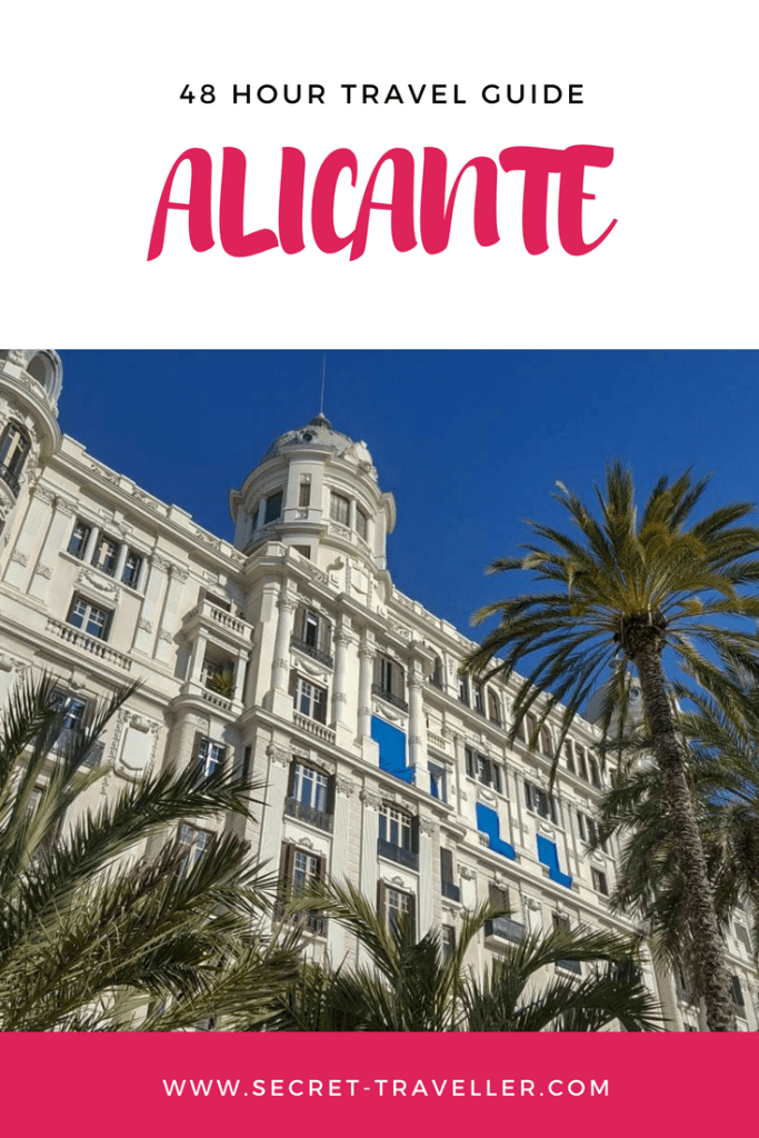 48 hour guide: Top things to do in Alicante