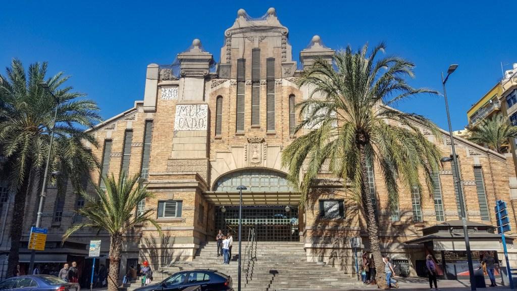 Alicante mercado