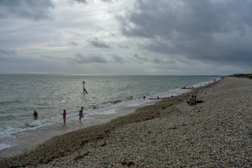 West Wittering beach, UK