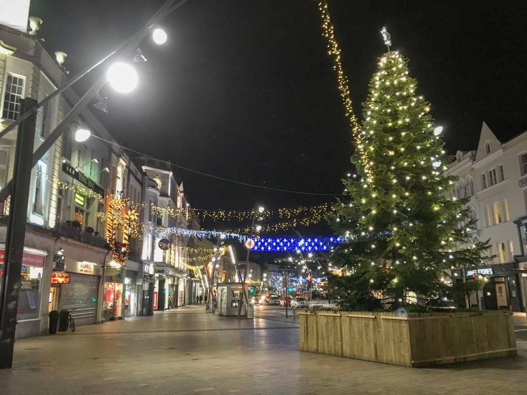 Christmas in Cork Ireland