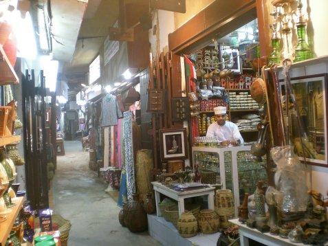 Muttrah Souk und Old Muscat - Shoppen in Maskats Altstadt