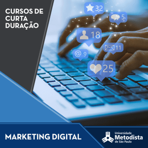 marketing - Cursos Presenciais