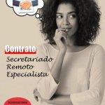 Semana Mini Aula Secretariado Remoto – 3 Contrato de Prestação de Serviço