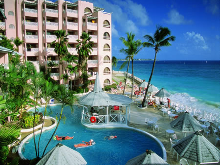 Hotel accommodation in Barbados