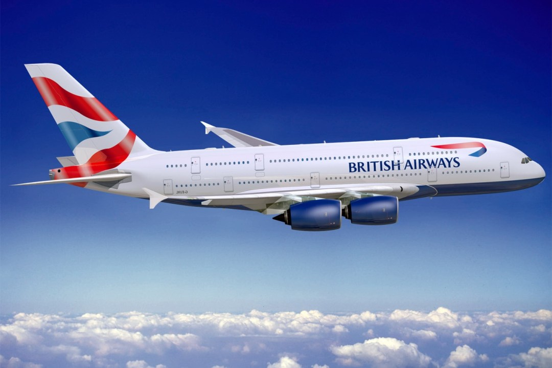 Who flies to Barbados? British Airways, flights