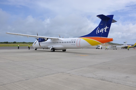 Who flies to Barbados? LIAT Barbados