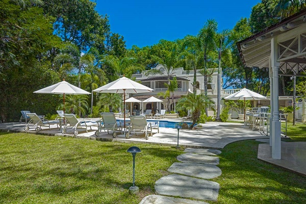Luxury accommodation, Barbados. Sandalo