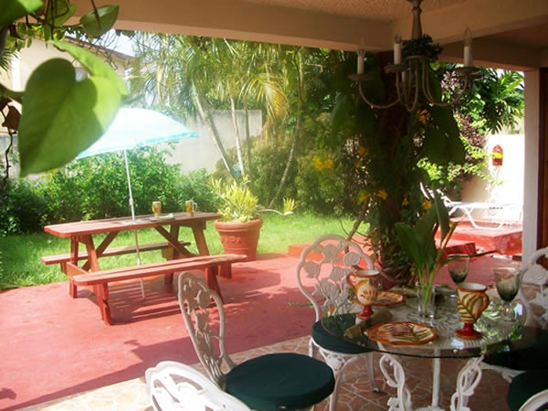 Guest house accommodation in Barbados