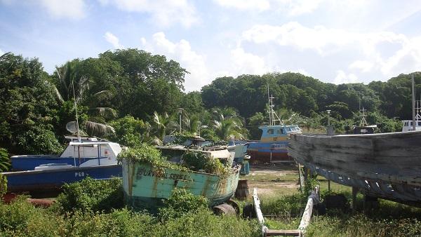 Conset Bay