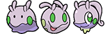 Goomy-Sligoo-Goodra