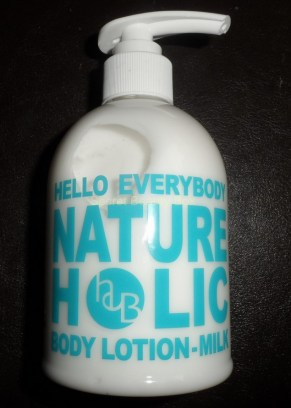 everybody body lotion