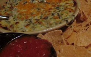 Applebees Hot Artichoke and Spinach Dip Recipe
