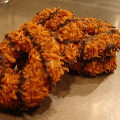 Girl Scout Samoa Cookies Recipe