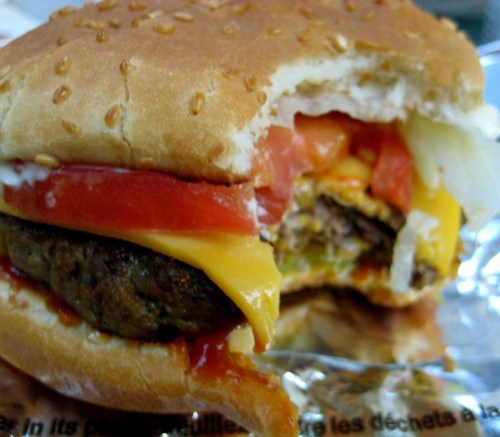 A and W Teen Burger Recipe