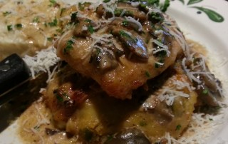 Olive Garden Stuffed Chicken Marsala Recipe