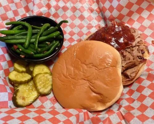 Famous Daves Georgia Chopped Pork Recipe