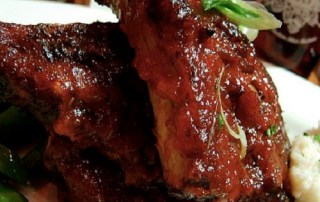 Hard Rock Cafe Baby Rock Watermelon Ribs Recipe