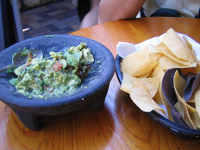 On the Border Guacamole Live Recipe