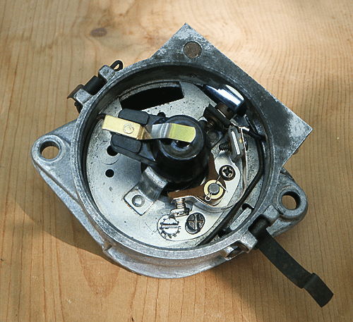 8n Front Mount Distributor Diagram