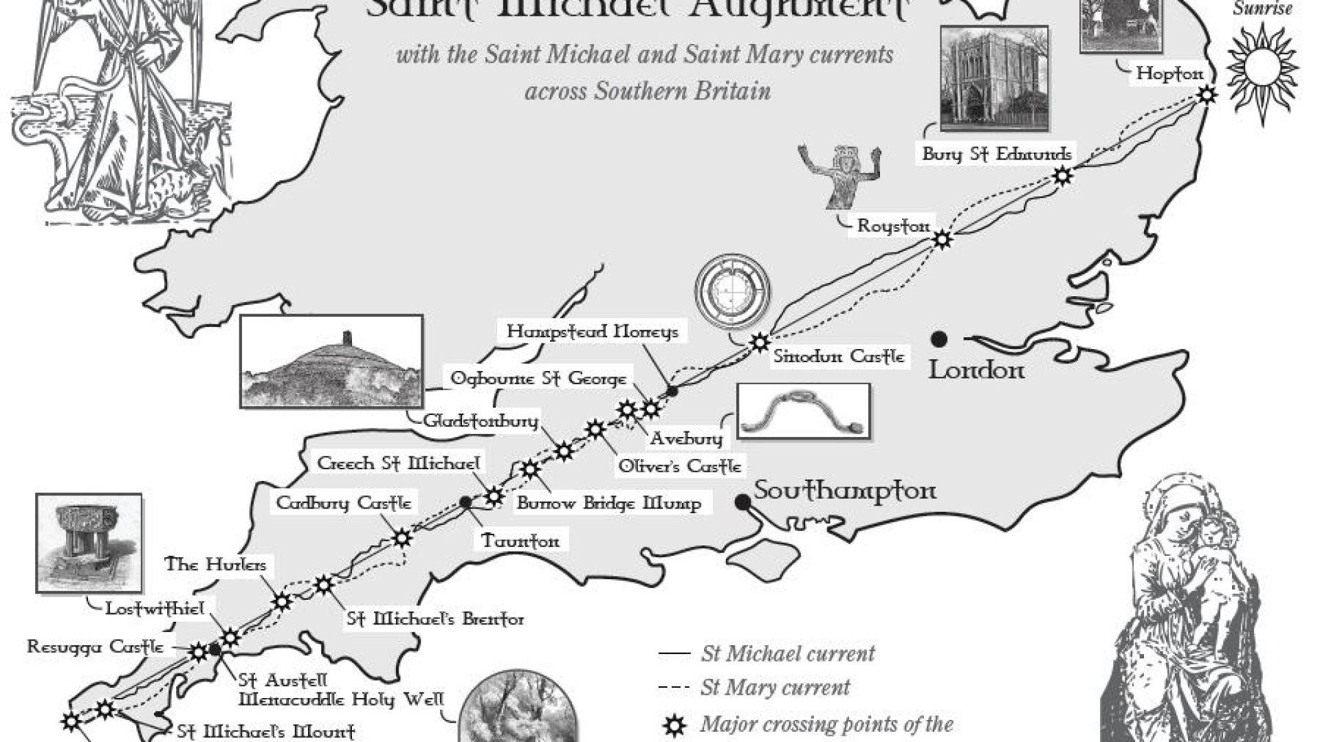 Ley lines in Croatia - Secret Dalmatia   Secret Dalmatia Blog
