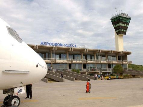 Omišalj - Rijeka Airport