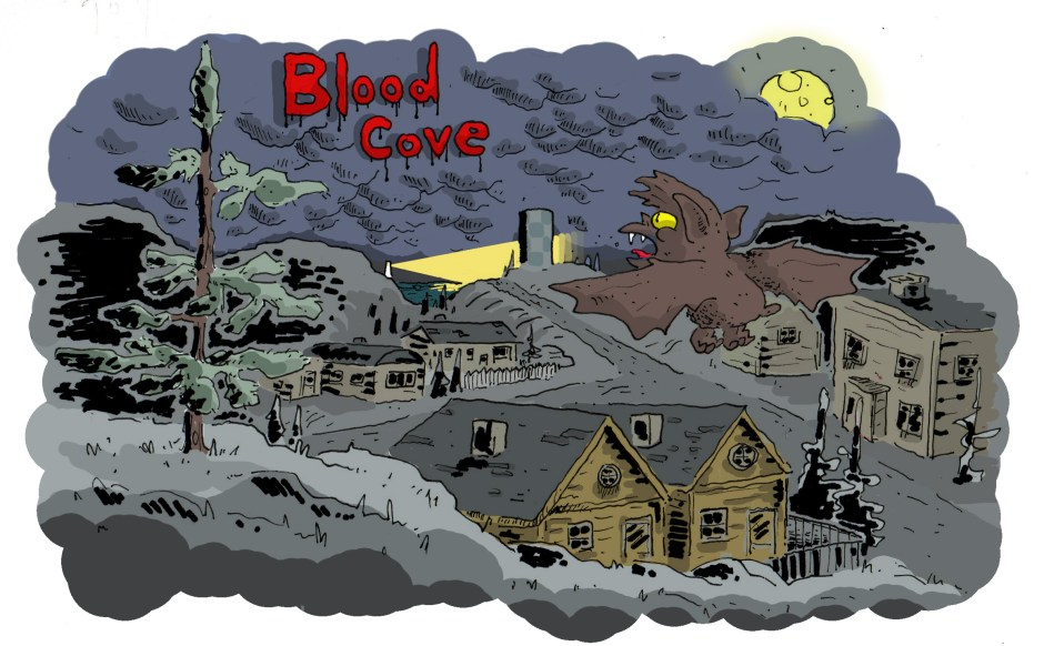 blood cove title copy