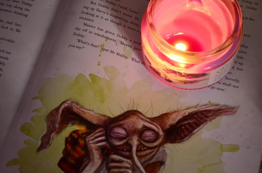 interior carte harry potter and the chamber of secrets editia ilustrata stelute magie