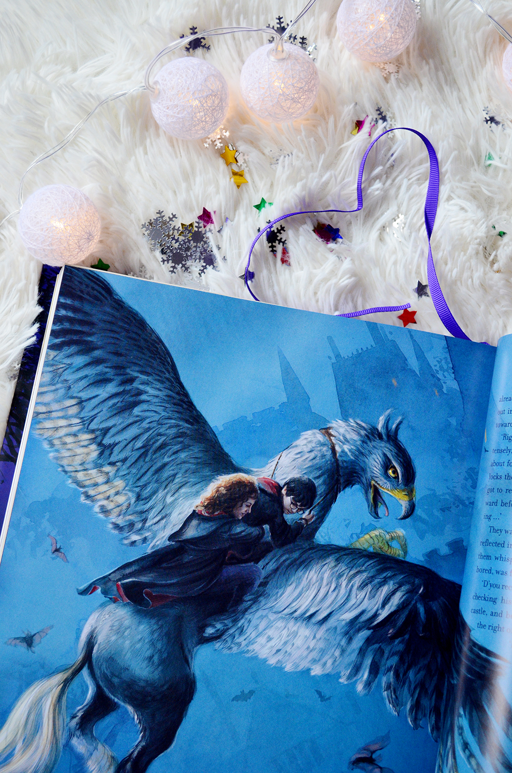 book review recenzie carte harry potter prisoner azkaban illustrated edition bloomsbury