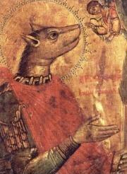 Sfântul mucenic Hristofor