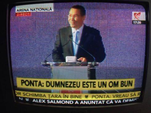 Dumnezeul Ponta