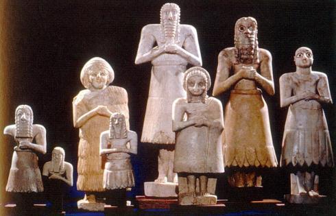 sumerian_idols