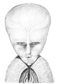 Lam, desenat de Aleister Crowley