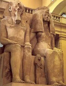 Amenhotep III și Tiye