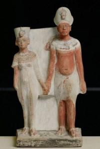 Akhenaten și Nefertiti