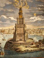 egypt-1744-folio-hand-col-print.-ptolemy-lighthouse-of-alexandria-egypt-2-53630-p