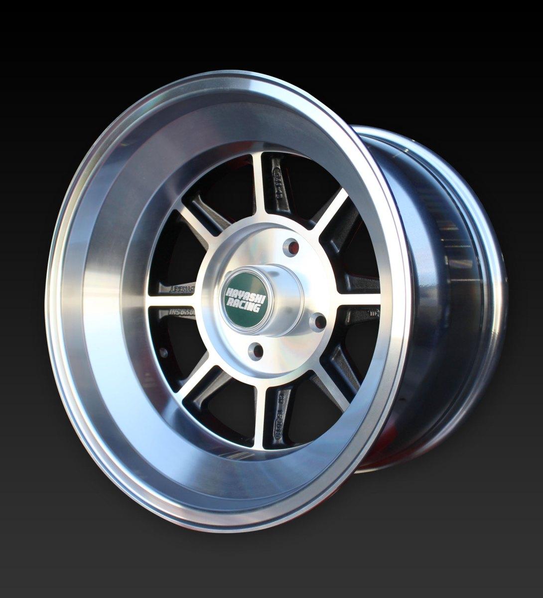 Hayashi Racing Street Wheels - Secret Factory USA ...
