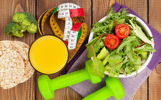 Dietary Changes for Fitness