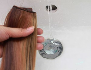 care clip in hair extensions