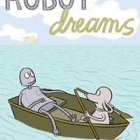 Silent Comics for Kids - Robot Dreams, I'm Not A Plastic Bag, Owly
