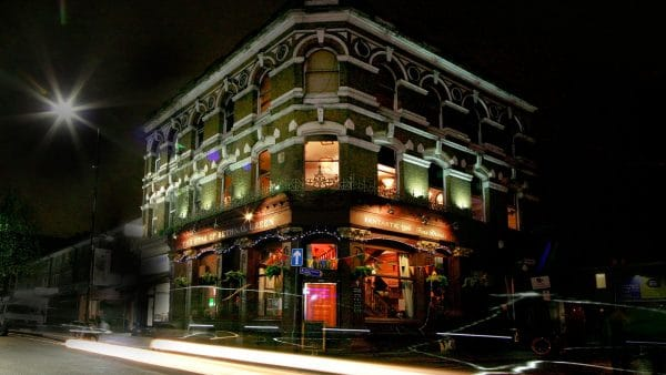 Star of Bethnal Green Pub Exterior