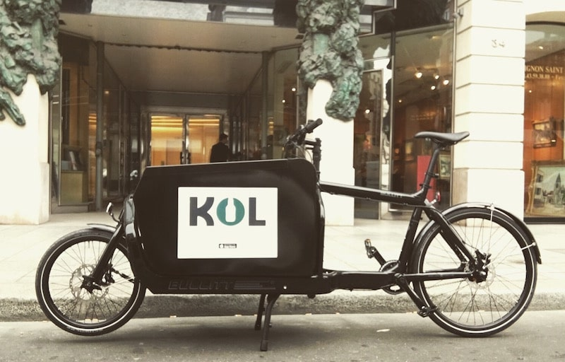 Alcohol delivery in Central London